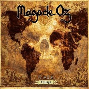 Mago De Oz Gaia: Epílogo CD album cover