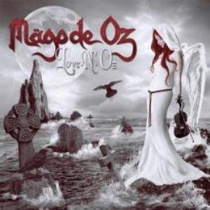 Mago De Oz - Love 'n' Oz CD (album) cover