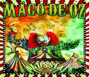 Mago De Oz - Ilussia CD (album) cover