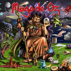 Mago De Oz - Finisterra Opera Rock CD (album) cover