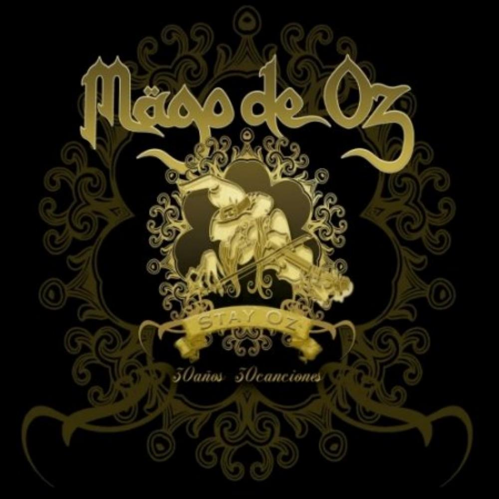 Mago De Oz - 30 Años 30 Canciones CD (album) cover