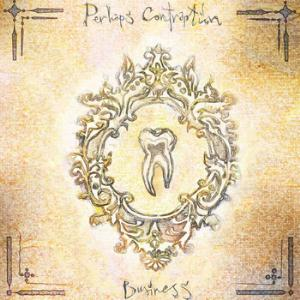 Perhaps Contraption - Business CD (album) cover