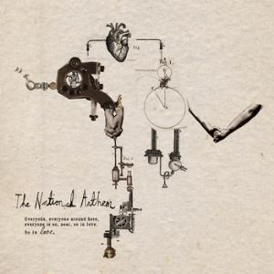 Perhaps Contraption - The National Anthem CD (album) cover
