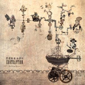 Perhaps Contraption - Listening Bones CD (album) cover