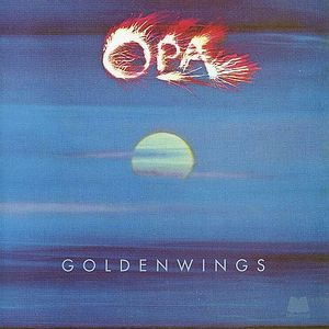 Opa - Goldenwings CD (album) cover