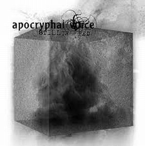 Apocryphal Voice - Stilltrapped CD (album) cover
