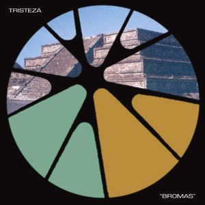 Tristeza - Bromas CD (album) cover