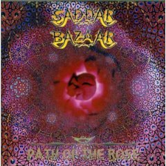 Saddar Bazaar - Path Of The Rose CD (album) cover