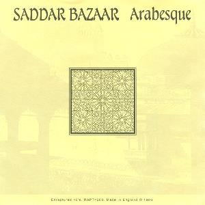 Saddar Bazaar - Amp, The Third Eye Foundation, And Saddar Bazaar: Ombres / Arabesque CD (album) cover