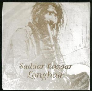 Saddar Bazaar - Longhair CD (album) cover