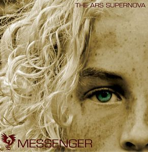 The Ars Supernova - Messenger CD (album) cover