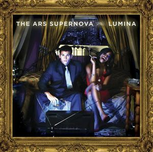 The Ars Supernova - Lumina CD (album) cover