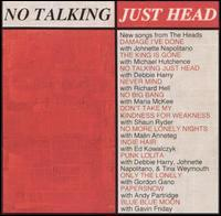 Talking Heads - The Heads - No Talking Just Head CD (album) cover