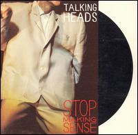 Talking Heads - Stop Making Sense CD (album) cover
