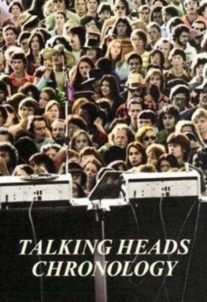 Talking Heads - Chronolgy DVD (album) cover