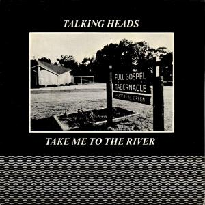 Talking Heads - Take Me To The River CD (album) cover