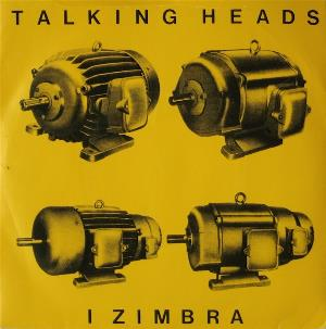 Talking Heads - I Zimbra CD (album) cover