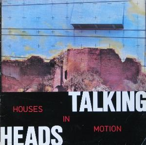 Talking Heads - Houses In Motion CD (album) cover