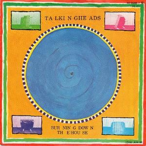 Talking Heads - Burning Down The House CD (album) cover