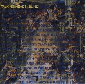 Talking Heads - Blind CD (album) cover