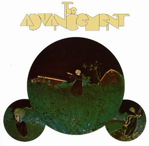 The Advancement - The Advancement CD (album) cover
