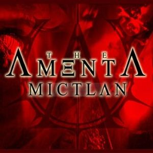 The Amenta - Mictlan CD (album) cover