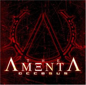The Amenta - Occasus CD (album) cover