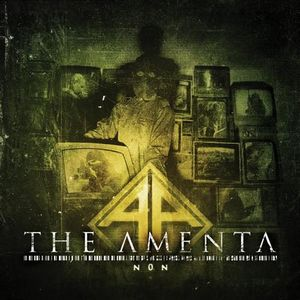 The Amenta - N0n CD (album) cover
