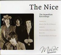 The Nice - The Immediate Recordings CD (album) cover
