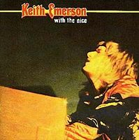 The Nice - Keith Emerson With The Nice CD (album) cover