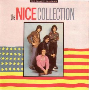 The Nice - The Nice Collection CD (album) cover