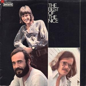 The Nice - The Best Of The Nice (immediate Compilation) CD (album) cover