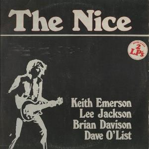 The Nice - The Nice (charly Compilation) CD (album) cover