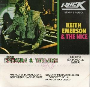 The Nice - Keith Emerson & The Nice CD (album) cover
