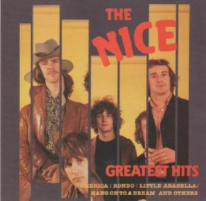 The Nice - Greatest Hits (bigtime Compilation) CD (album) cover