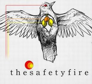 The Safety Fire - Sections CD (album) cover