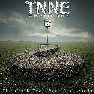 No Name - The Clock That Went Backwards (as Tnne) CD (album) cover