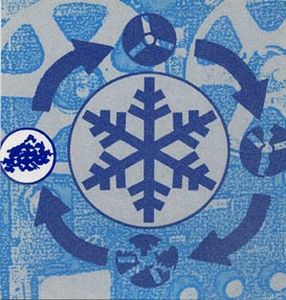 Tribes Of Neurot - Winter Solstice 2000 CD (album) cover
