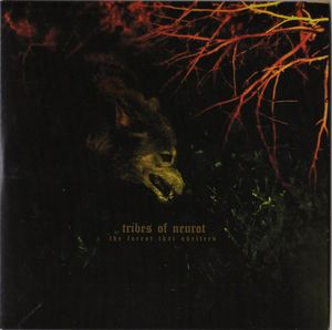 Tribes Of Neurot - The Forest That Shelters (split Ep) CD (album) cover