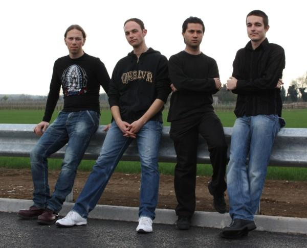 AZURE AGONY image groupe band picture