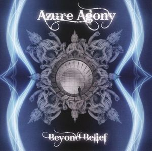 Azure Agony - Beyond Belief CD (album) cover