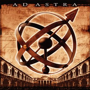 Ad Astra - Ad Astra CD (album) cover