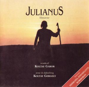 KormorÁn - Julianus (ost) CD (album) cover