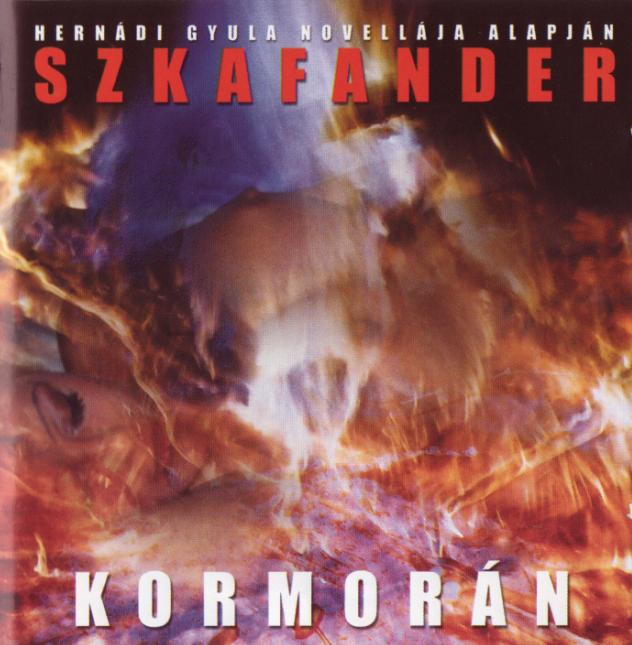 KormorÁn - Szkafander CD (album) cover