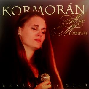 KormorÁn - Ave Maria CD (album) cover