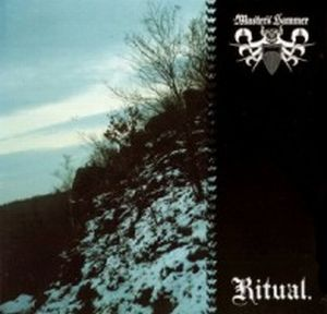 Master's Hammer - Ritual CD (album) cover