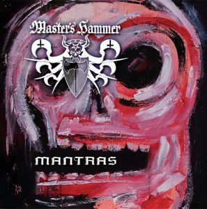 Master's Hammer - Mantras CD (album) cover
