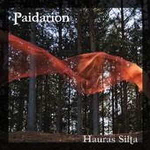 Paidarion - Hauras Silta CD (album) cover