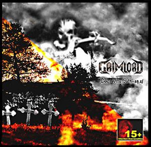 Grimlord - Dolce Vita Sath-an As CD (album) cover