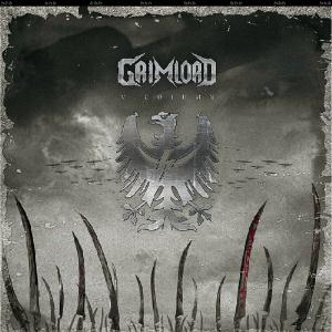 Grimlord - V-column CD (album) cover